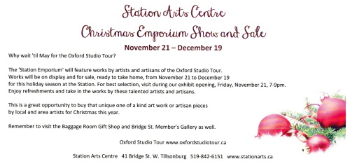 Station Emporium Show & Sale