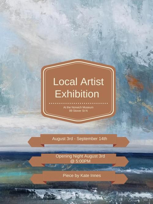 Art Exhibition Norwich Museum